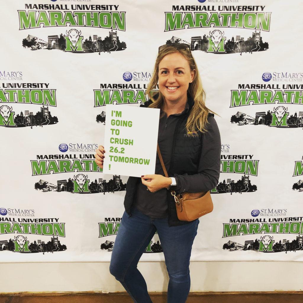 2019 Marshall University Marathon
