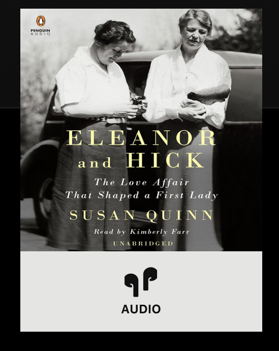 Eleanor and Hick by Susan Quinn {audiobook}