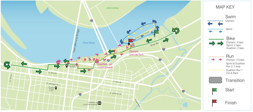 2021 Louisville Sprint Triathlon